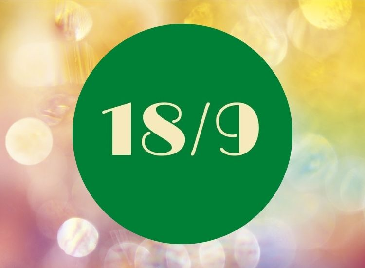 Vibrationen 18/9 numerologi