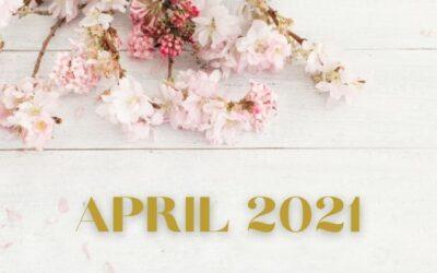 Energiprognose for april 2021