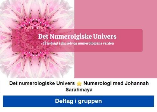 Gruppe personlig numerologi