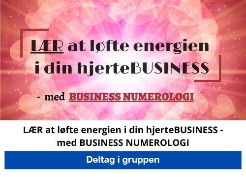 Facebook gruppe Numerologi